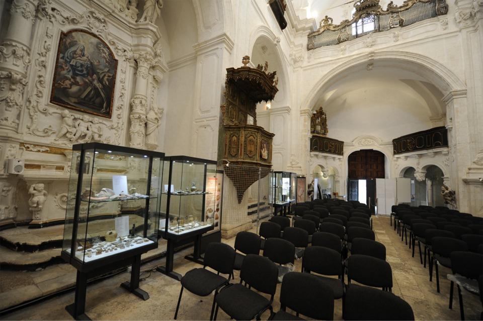 Museo Civiltà Preclassiche della Murgia Meridionale