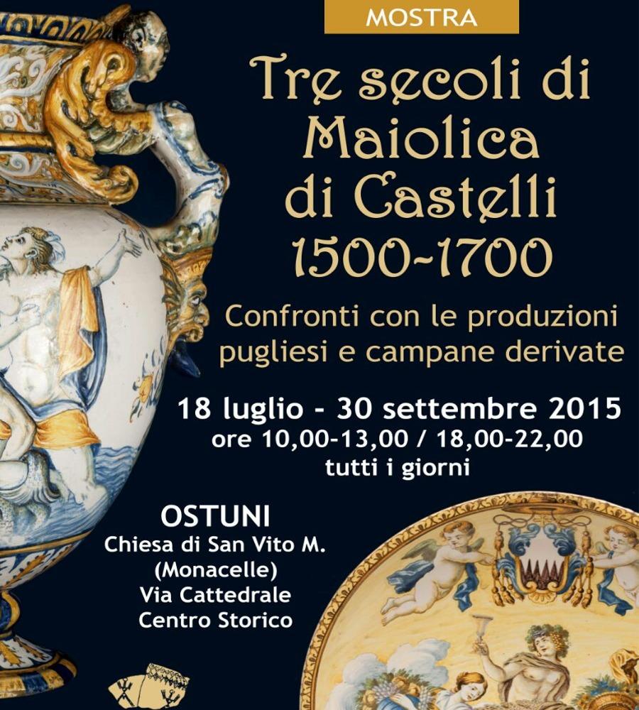 Tre secoli di maioliche di Castelli