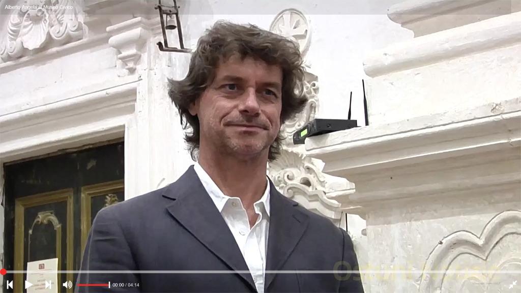 Alberto Angela al Museo Civico
