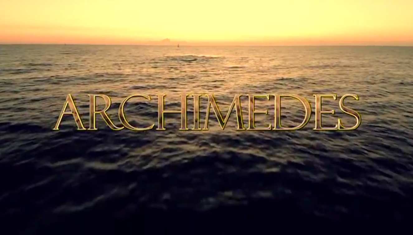 io Archimede, il video-libro