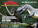 I Dinosauri al Parco fino al 15 ottobre