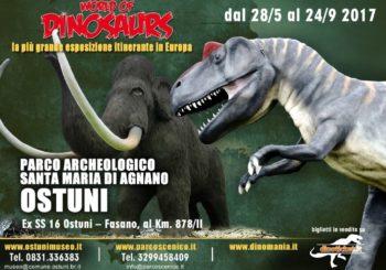 I Dinosauri al Parco