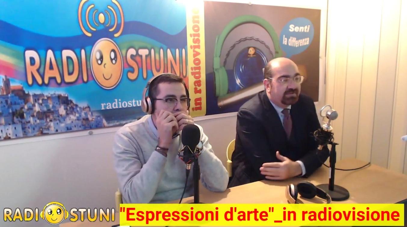 Espressioni d\'Arte in radiovisione