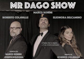 Mr. Dago show, l'Ebreo